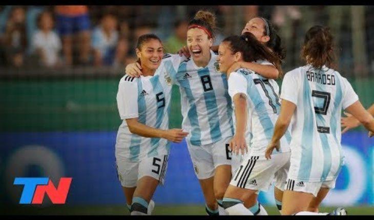 La Selección Femenina de Fútbol rumbo al mundial