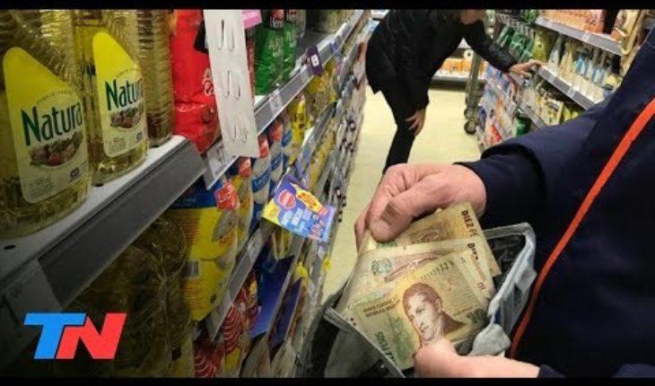 La inflación de abril es menor de lo que se estimaba
