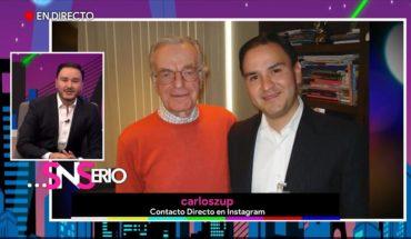 La trayectoria de Carlos Zuñiga | SNSerio