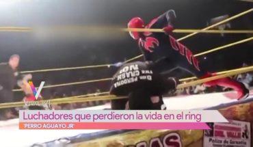 Luchadores que perdieron la vida en el ring | Vivalavi