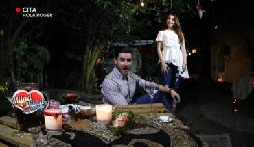 Priscy sorprende a Roger con una romántica cena | Mitad y Mitad