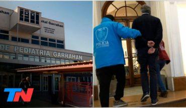 Un pediatra detenido por pornografía infantil: trabaja en el Garrahan