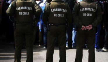 Vuelco total: Carabinero es dado de baja por herir a compañero en Ñuñoa