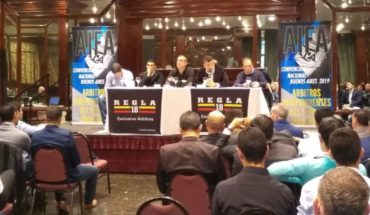 118 referees abandoned the SADRa fighting with Marconi and ask to negotiate with AFA