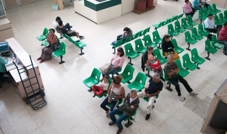 327 complaints for lack of drugs, registers platform