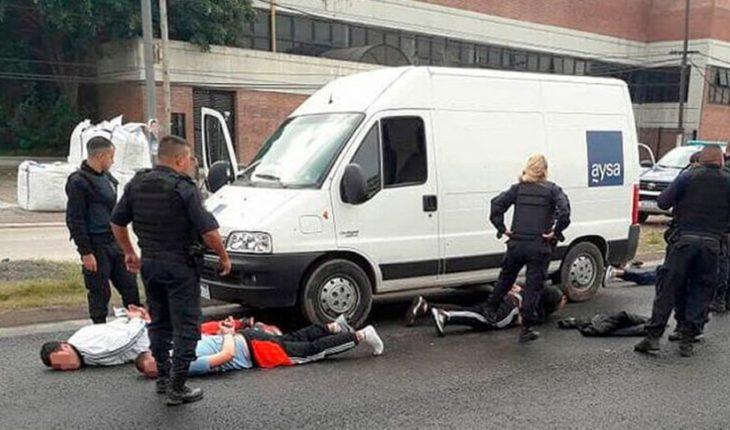 4 policemen bonaerenses by death of musician Diego Cagliero