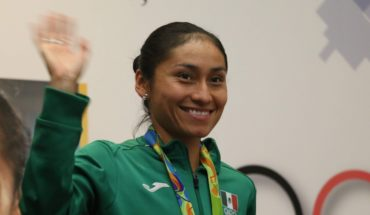 4 years suspended for doping to the medalist Lupita González