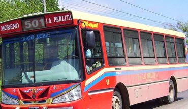 5 bus lines stop in Moreno after the violent attack on a driver