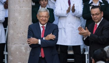 AMLO does not share complaints of Germán Martínez on the IMSS