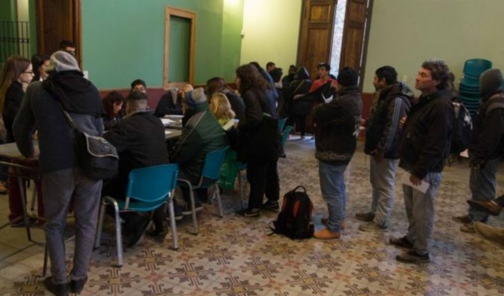 About 180 people live in street situation in Mendoza