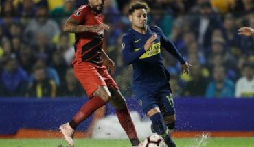 Alfaro presented the list of Boca and Mauro Zárate would headline before Vélez