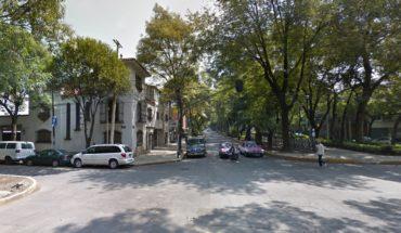 Alleged assailant dies when facing De Maulon escort