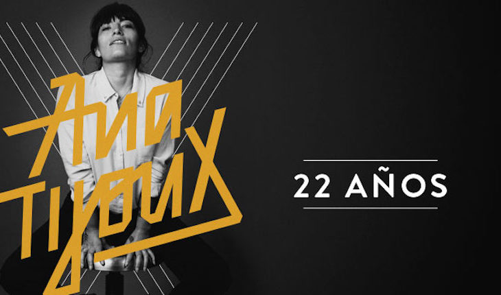 Ana Tijoux confirms Álvaro Henríquez as guest in concert for the 22 years of his career