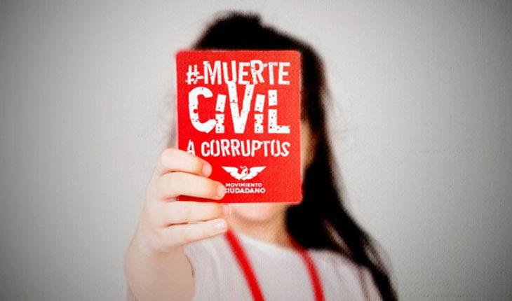 """Anti-corruption lawsuit demands severe sanctions, so we support """"Civil death"""" for corrupt: Luis Manuel."""