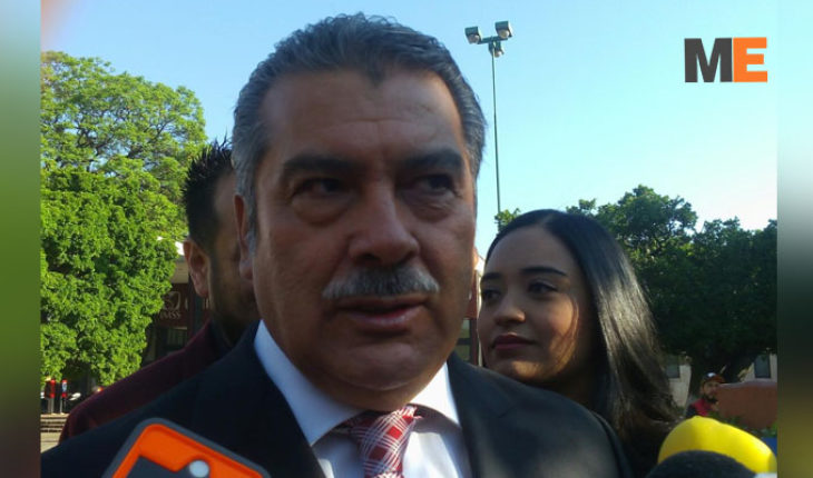 Appeal has been returned to 2950 Morelians for the collection of undue property in the administration of Alfonso Martínez: Raúl Morón
