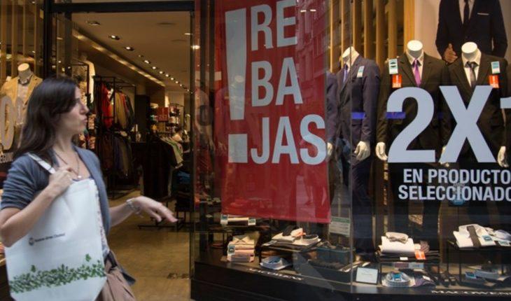 April retail sales: dropped on average 17%