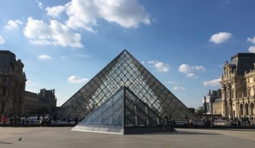 Architect I.M. Pei dies, creator of the Louvre pyramid
