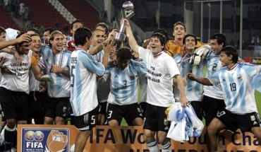 Argentina, the Sub 20 World Hexacampeón that seeks to continue to conquer titles