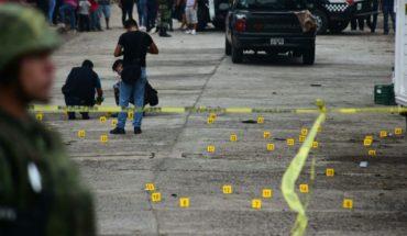 Armed attack on traders leaves 5 dead in Veracruz