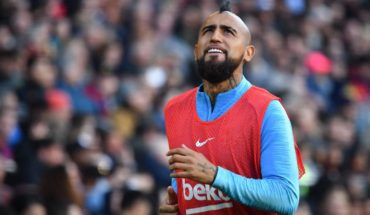 "Arturo Vidal: ""I have often cried for not going to the World Cup"""