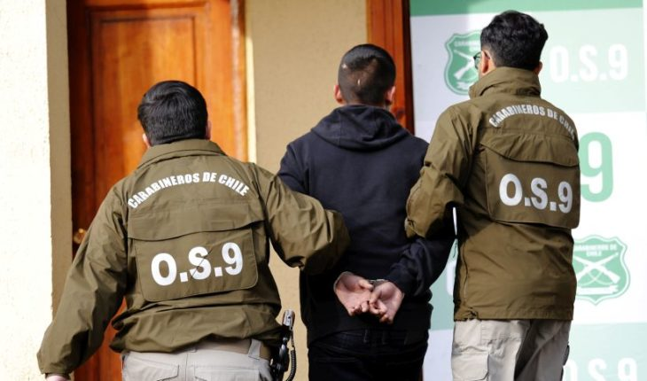 """Author of the murder to protagonist of the """"Narco Funeral"""" in Conchalí was remanded in custody"""