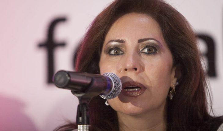 translated from Spanish: Barbara Botelo, former mayor of