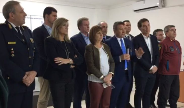 """Bullrich: """"We demonstrate that we can do things with professionalism"""""""