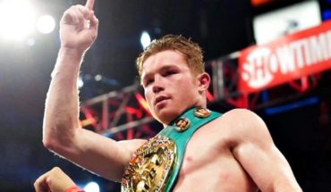 Canelo Alvarez beat Jacobs and became the best middleweight present