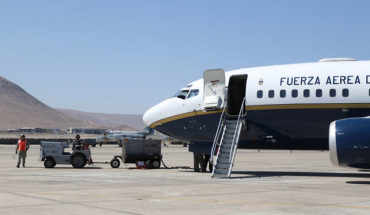 China Tour: FACh reported no charges for transfers by presidential plane