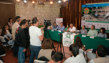 City Hall and Civil Society will work together to clean the rivers of Morelia