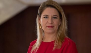 "Claudia Dobles, the first lady of Costa Rica and the only Latina on the list of ""Fortune"" of the 50 most important leaders in the world"