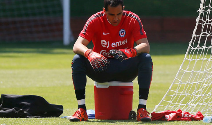 """Claudio Bravo: """"I have never marginalized or renounced the ' red '"""""""