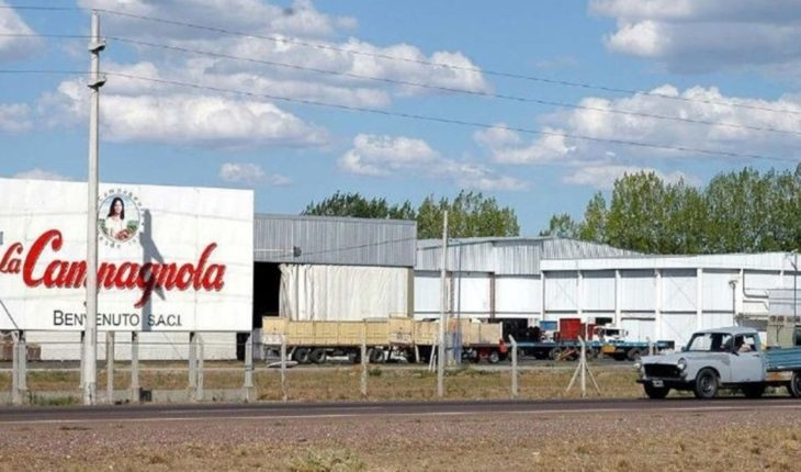 Close 2 Plants of the Campagnola in Mendoza: 125 workers dismissed
