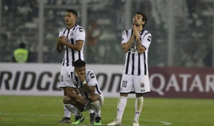 Colo Colo fails and is eliminated on penalties in the Copa Sudamericana