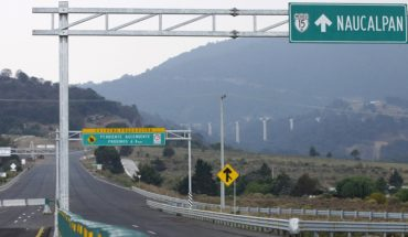 Community manages to change the highway Naucalpan-Toluca