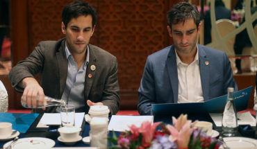 Comptroller ruled out irregularities on the journey of Piñera's sons to China