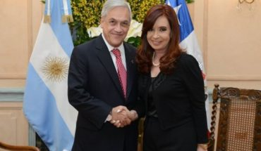 """Cristina Fernández Pinera describes: """"Is right, but very friendly"""""""
