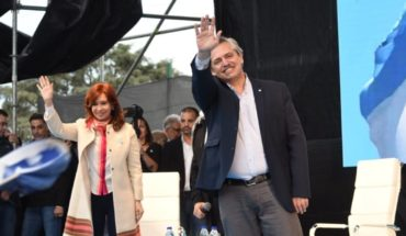 "Cristina Fernandez: ""I believe in my country and with Alberto we will help"""