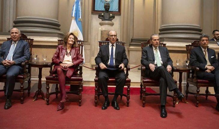 Cristina Kirchner's trial: Court sent file to court