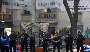 Deputies rectify law on evictions in CDMX