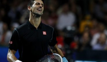 Djokovic beat Massú 's pupil and advances to the final of the 1000 Masters of Madrid