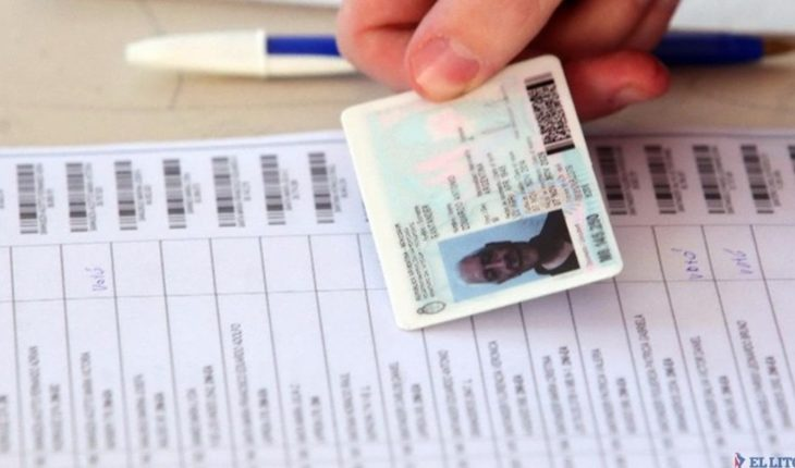 Elections: Until Friday there is time to consult the provisional Register