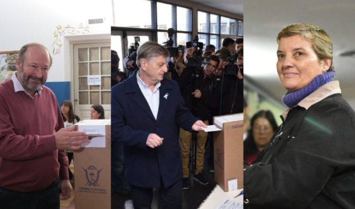 Elections in La Pampa: the main candidates voted
