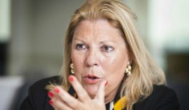 Elisa Carrió and a new scandal in the province of Córdoba