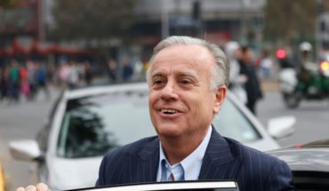 Emilio Santelices is the government's most indebted minister