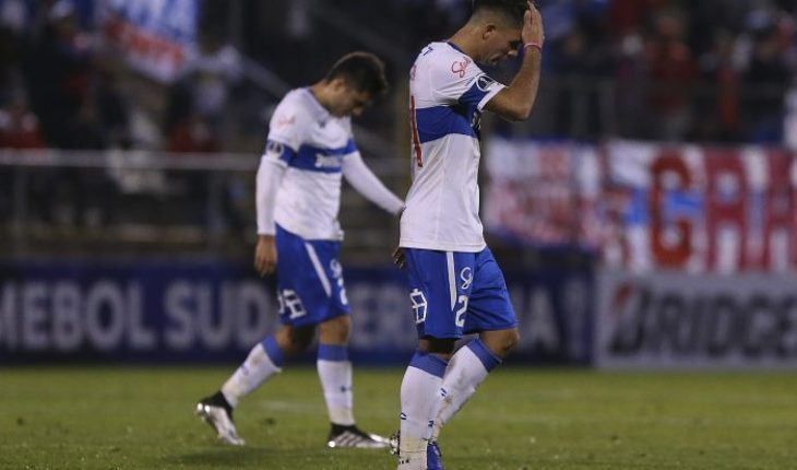 End of the disastrous week of Chilean football: Catholic University wins but is eliminated from the Copa Sudamericana