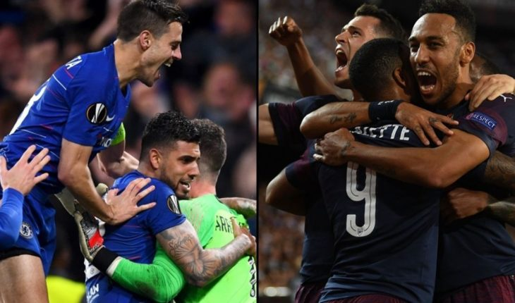 England, King of the Continent: Chelsea and Arsenal will define the Europa League