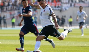 """Esteban Paredes: """"You didn't notice the places between one team and another"""""""