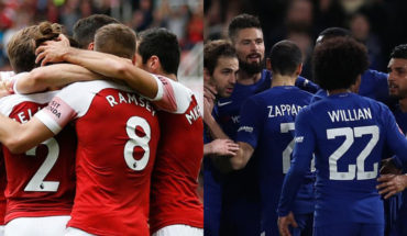 Europa League: English teams take advantage of face at the end