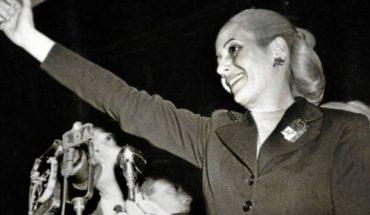 Eva Perón, an inspiring figure in Argentine literature
